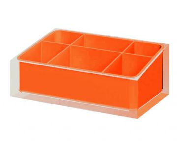 Gedy Rainbow Organiser Orange RA00-67